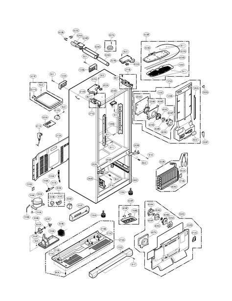kenmore elite refrigerator diagram kenmore elite refrigerator door parts model 79579782900