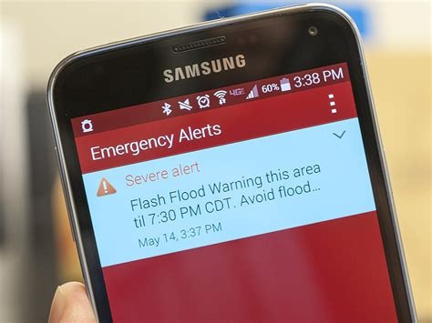 android emergency alerts alerts and android what you need to android central