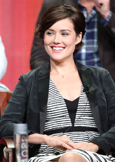 megan boone backward flow haircut megan boone photos photos 2013 summer tca tour day 4