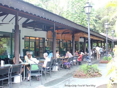 What To Eat At The Singapore Botanic Gardens Cafes And Restaurant At Botanic Garden