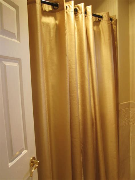 soft gold curtains what took me so long at the picket fence