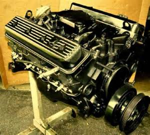 Chevrolet 5 7 Crate Engine Rebuilt 1993 Chevrolet 5 7 350 Engine No Reserve Ebay