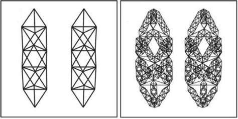 strongest point pattern of organization ultralight fractal structures could bear heavy loads
