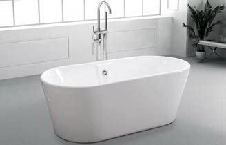 51 inch bathtub 51 inch acrylic free standing soaking tub 1300mm