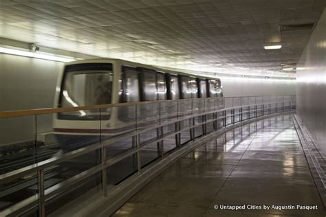 the underground city beneath the u s capitol and library