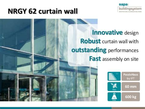 types of curtain wall systems nrgy62 intelligent aluminium curtain wall solution by sapa