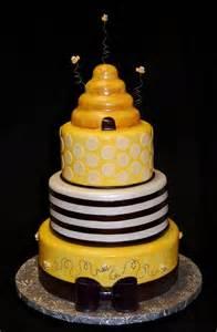 bee cake bee cake pinterest