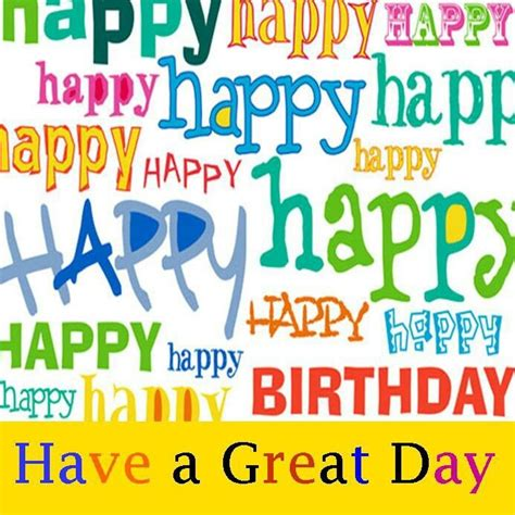 Happy 44 Birthday Wishes 25 Best Ideas About Happy Birthday Posters On Pinterest