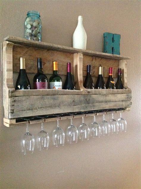 Make A Wine Rack Out Of A Pallet by Pallet Wine Rack Creativity Collective