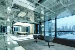 Barn Window Mirror Glass Office Soho China Aim Architecture Archdaily