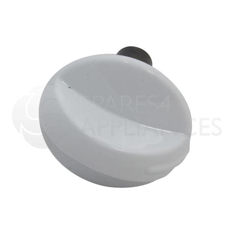 Hotpoint Oven Knobs by Genuine Hotpoint White Shaft Hob Oven Knob