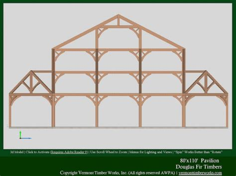 plans perspectives and elevations of timber pavilions plans perspectives and elevations of timber pavilions