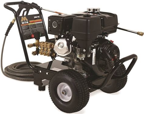mi t m water pressure washer 3000 psi mi t m jp cold water powered pressure washer 3000 psi 3