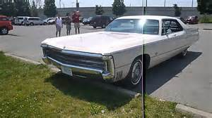 69 Chrysler Imperial 1969 Imperial Emily A Car Division From The Chrysler