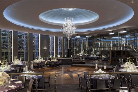 Iconic Rainbow Room Reopens With All Its Former Glitz And Rainbow Room
