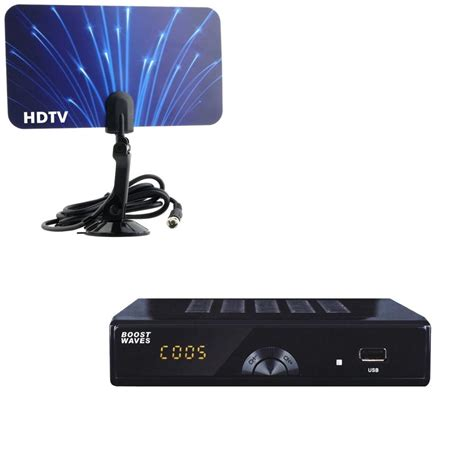 Tv Digital boostwaves lified outdoor remote controlled hdtv