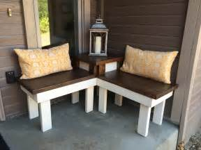 diy built in bench remodelaholic build a corner bench with built in table