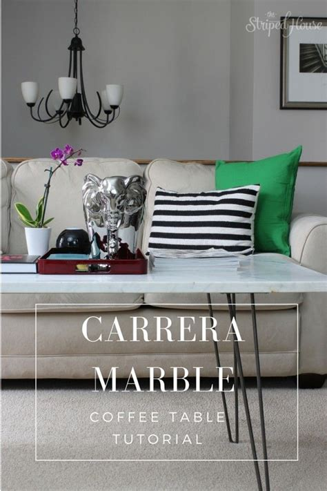 Diy Marble Coffee Table Best 962 Decorate Diy Projects Images On Pinterest Diy And Crafts