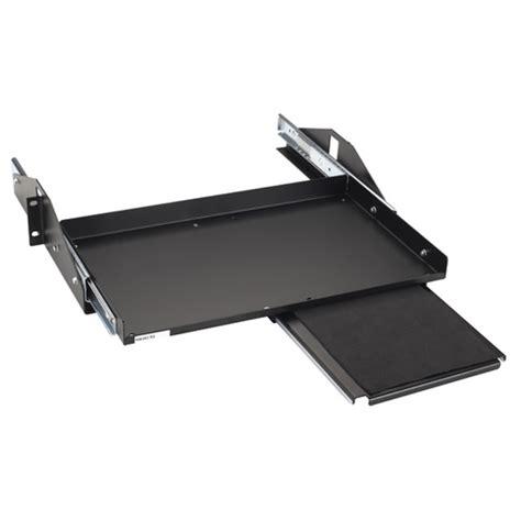 Keyboard Sliding Shelf rm382 r3 sliding keyboard shelf black box