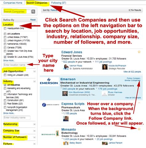 Companies That Search For Wiserutips Linkedin Follow Company Tips That Can Help You Find A
