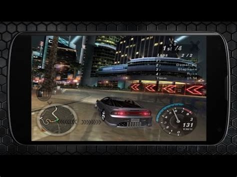 need for speed android need for speed underground on the cherry mobile a doovi