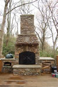 how to build a fireplace and chimney diy outdoor fireplace diy