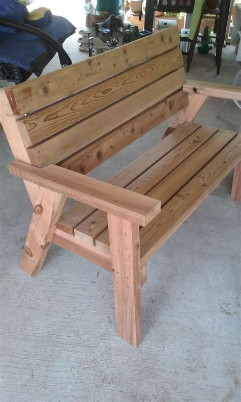 park bench plans park bench plans  outdoor plans