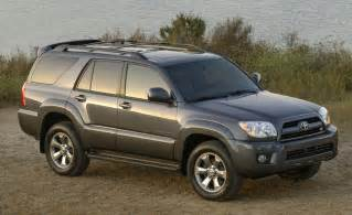 Toyota 4 Runner 2008 Car And Driver