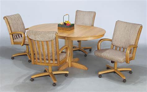 Chromcraft Dinette Set Phil In Furniture Chromcraft Furniture Kitchen Chair With Wheels