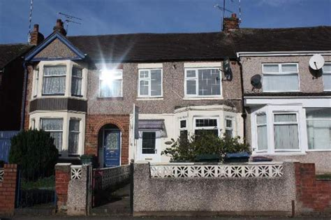 3 Bedroom House Coventry by 3 Bedroom Terraced House For Sale In Middlemarch Road