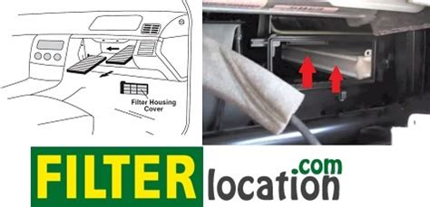 mercedes s600 cabin air filter location