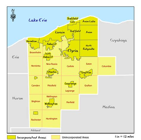 map of lorain ohio moving cleveland