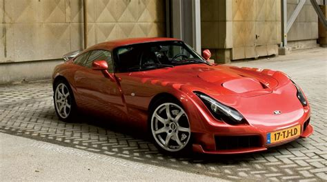 Tvr New Car Tvr Cars Uk