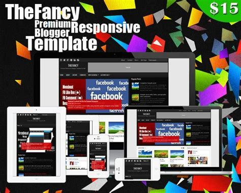 ivy themes themes blogger thefancy premium responsive blogger template