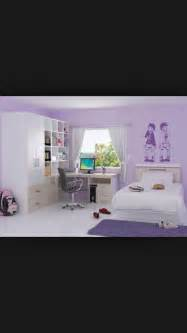 beautiful bedroom for a 9 12 year purple