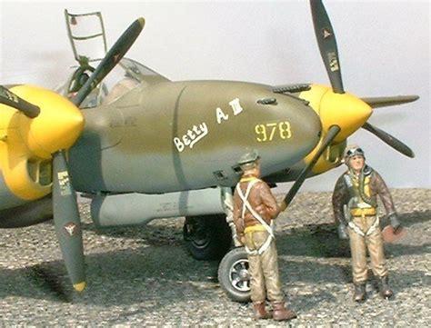 Hasegawa P 38 J L Lightning Skala 1 72 1 48 hasegawa p 38j by c wayne sharp
