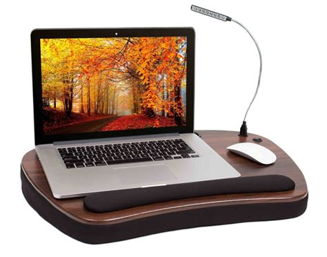 Sofia And Sam Laptop Desk Sofia Sam Oversized Memory Foam Desk