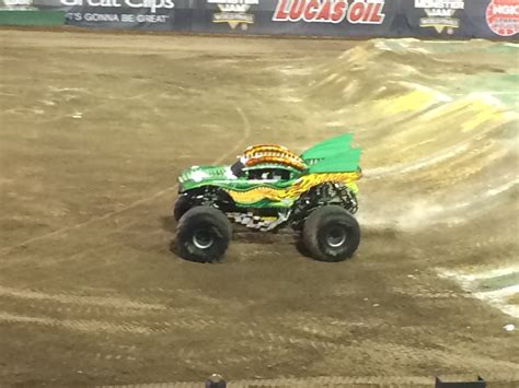 100 El Paso Monster Truck Show 2014 Ector County