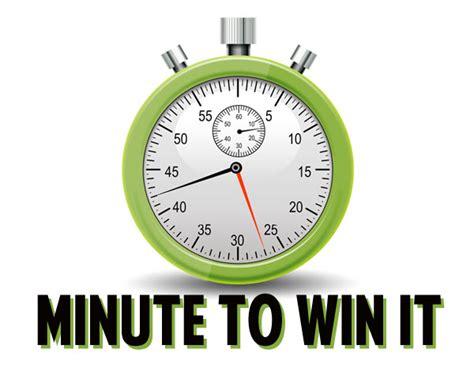minute to win it minute to win it properties