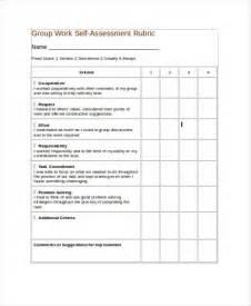 self assessment templates self assessment templates