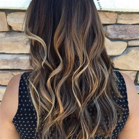 Types Of Highlights For Brown Hair by 45 Highlights Ideas For All Hair Types And Colors