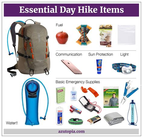 top 10 essential things to pack for india breathedreamgo what to take on a hike day hiking essentials