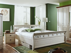 braune möbel schlafzimmer schlafzimmer im landhausstil ole lmie li mit in