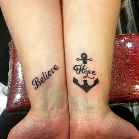 25 beautiful hope tattoos designs