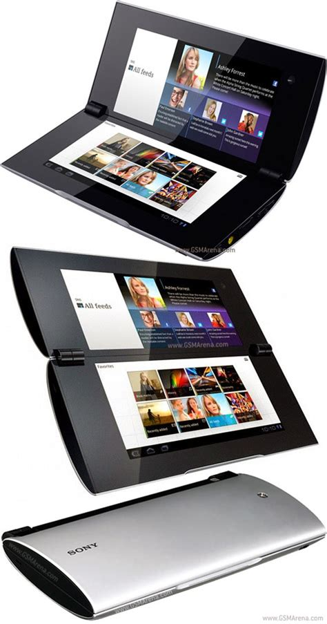 Sony Tablet P sony tablet p 3g pictures official photos