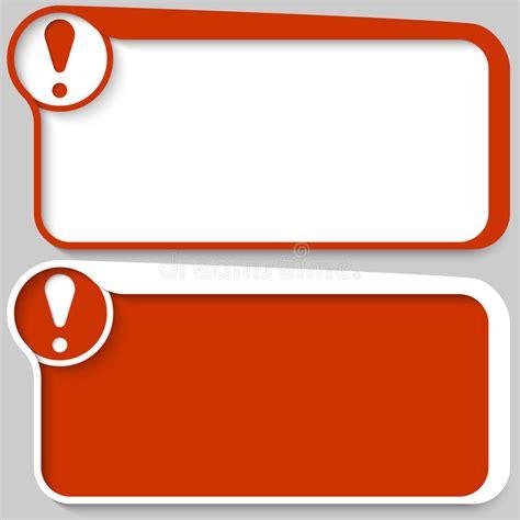 vetor de dois cavaleiros imagens de stock royalty free caixa de texto do vetor de dois vermelhos fotos de stock