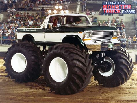 bigfoot monster truck schedule photos the george carpenter collection 187 international