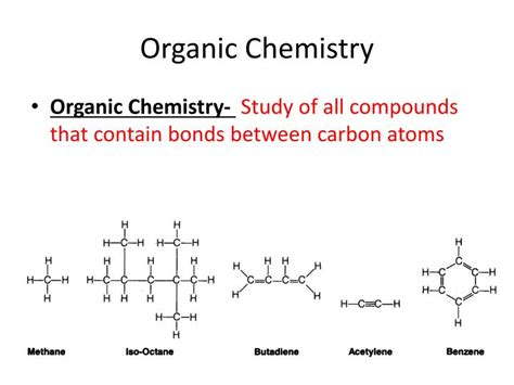 chapter 22 review organic chemistry section 1 ppt section 2 3 carbon compounds powerpoint presentation