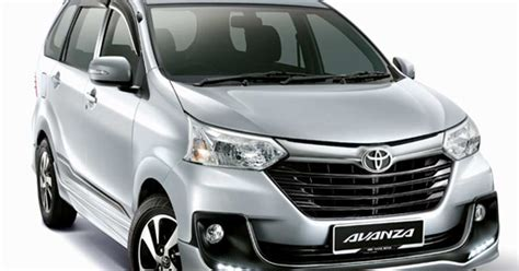 Lu Kabut Grand New Avanza bodykit grand new avanza 2016 auto bodykit mobil