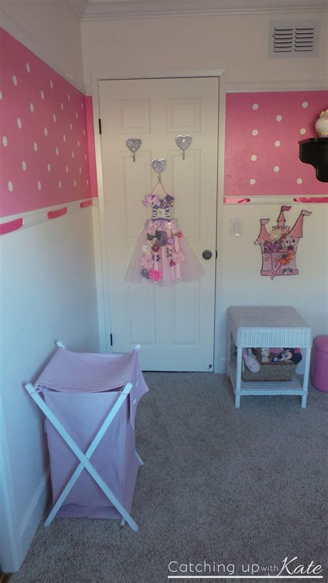 minnie mouse room minnie mouse room diy decor highlights along the way